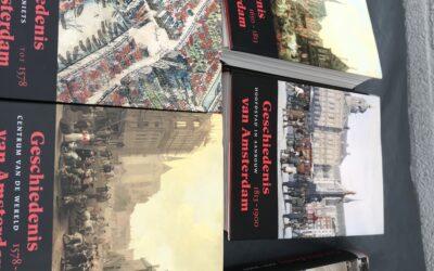 Prachtige boeken over amsterdam