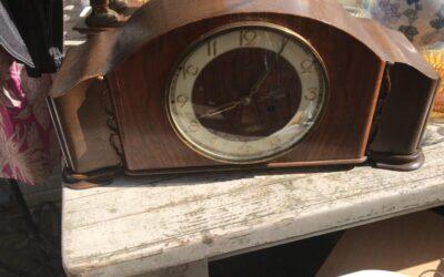 Oude klok